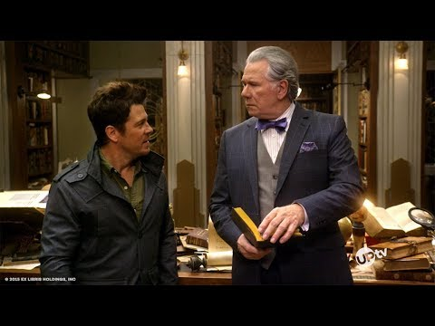 The Librarians - Episode 201 - On The Run