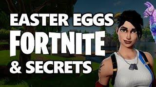 Video Fortnite All Easter Eggs And Secrets MP3, 3GP, MP4, WEBM, AVI, FLV Juli 2019