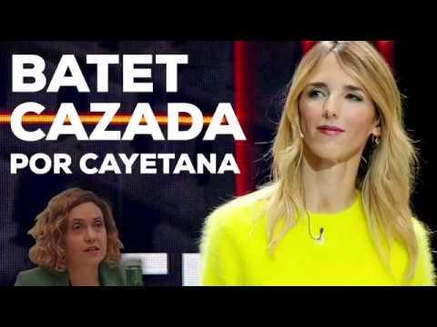 BATET CAZADA por Cayetana Álvarez de Toledo