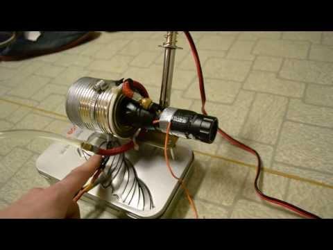Пульсирующие двигатели своими руками