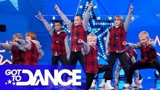 Got To Dance Series 3: Kazzum Audition