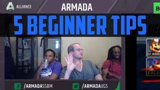 Video Armada's 5 Tips for Beginners - Super Smash Bros. MP3, 3GP, MP4, WEBM, AVI, FLV November 2017