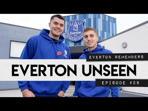 Video: EVERTON UNSEEN #28: TREE PLANTING AND MEAT SLICING FOR THE TOFFEES