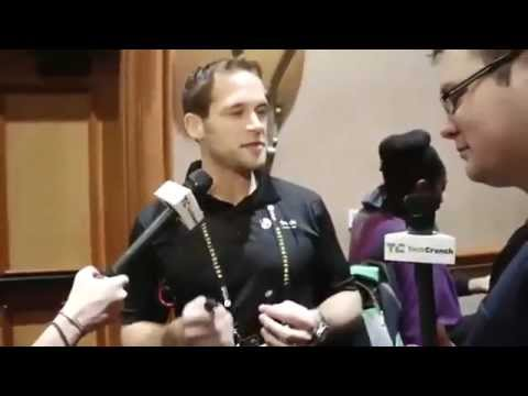 Yurbuds Sports Headphones | TechCrunch At CES 2013