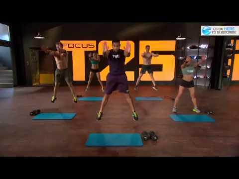 Focus T25 Workout Video