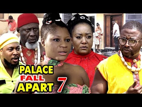 PALACE FALL APART SEASON 7 - (New Movie) 2020 Latest Nigerian Nollywood Movie Full HD