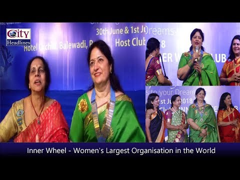 Inner Wheel Clubs - Women's Largest Organisation in the World
