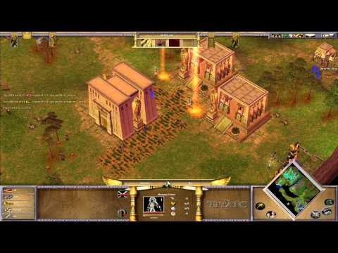Age Of Mythology - The Titans Expansion - 7. Betrayal At Sikyos - Titan Difficulty [hd]