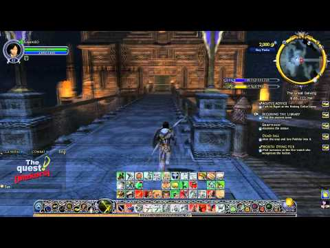 Lord of The Rings Online (LOTRO) – Moria gameplay