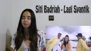 Video Siti Badriah - Lagi Syantik  MV _ REACTION MP3, 3GP, MP4, WEBM, AVI, FLV Juli 2018