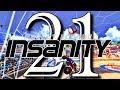 ROCKET LEAGUE INSANITY 21 ! (BEST GOALS, CRAZY FLIP RESETS, DRIBBLES)