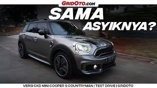 Video Versi CKD MINI Cooper S Countryman | Test Drive | GridOto MP3, 3GP, MP4, WEBM, AVI, FLV September 2018