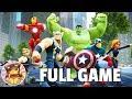 The Avengers Marvel Super Heroes Full Game Walkthrough