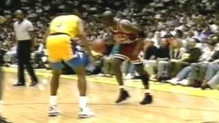 Michael Jordan's Top 10 In Your Face Dunks