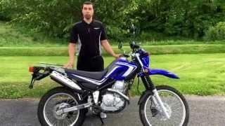 9. 2014 Yamaha XT250