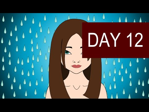 Mindful Shower – Mindfulness Meditation Exercise for Cleansing and Healing – Day 12