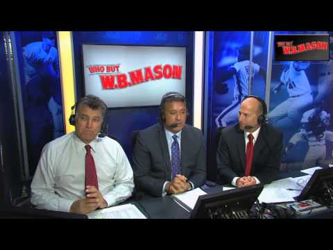 Video: W.B. Mason Post Game Extra: 09/16/14 Flores hammers Marlins in rout