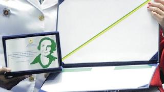 No Dia Internacional da Mulher, o Congresso Nacional homenageou, com a entrega do Diploma Bertha Lutz, mulheres que se destacaram na luta pela ...