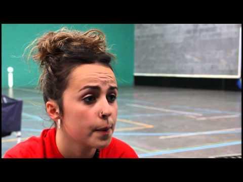Entrevista con Itsaso Esain