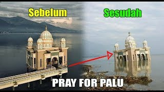 Video TETAP BERDIRI KOKOH, Masjid Terapung Palu Sebelum dan Sesudah diterjang Tsunami MP3, 3GP, MP4, WEBM, AVI, FLV Oktober 2018