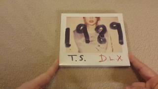 TAYLOR SWIFT 1989 DELUXE EDITION | UNBOXING