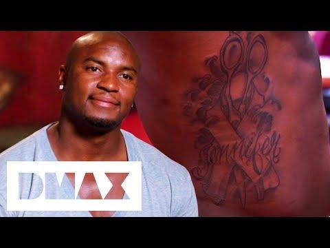 DJ Williams Gets Huge Rib Tattoo To Remember His Grandma | LA Ink