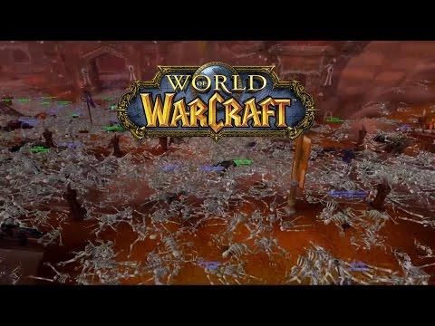 Кровавая чума и другие бедствия в World of Warcraft