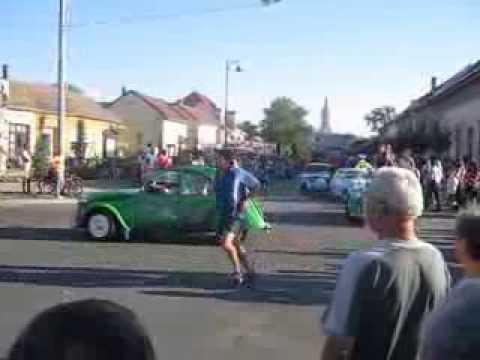 Video parade Hongarije