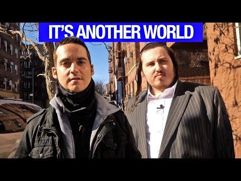 Inside NYC's Hasidic Jewish Community (Will SURPRISE YOU!) (Boro Park, Brooklyn) видео