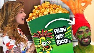 Video HAZ PALOMITAS SABOR PELÓN PELO RICO (DULCE ENCHILADO) | DACOSTA'S BAKERY MP3, 3GP, MP4, WEBM, AVI, FLV Agustus 2018
