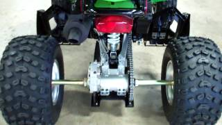 3. 2015 ARCTIC CAT DVX 300 - JONESBORO CYCLE AND ATV - JONESBORO AR