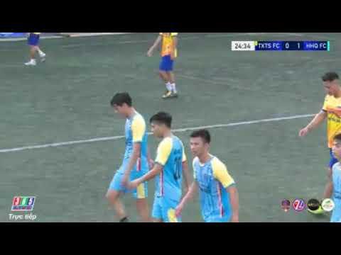 HIGHLIGHT VÒNG 3 TAXI TIÊN SA FC - HIẾU HOA QUAHACO FC