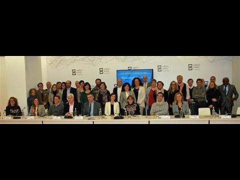 Seminario sobre políticas de asilo y migración europeas