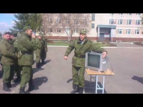 242 учебный центр ВДВ г.Омск