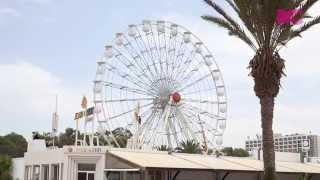 Agadir : la Grande Roue Panoramique s'installe cet été à 25 mètres de la plage