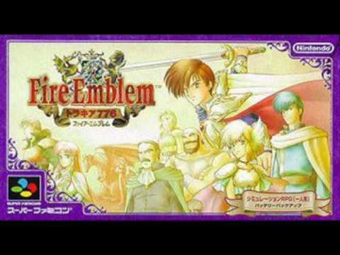 (Missing) Prepare to Fight- Fire Emblem Thracia 776 OST