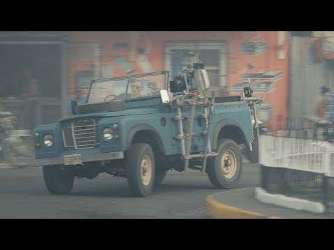 Eon posts behind the scenes video of Bond 25