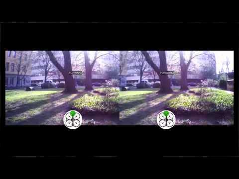 OculusDrone: Oculus Rift + AR Drone 2.0