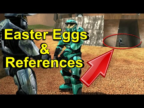 Red vs. Blue Blood Gulch Chronicles | HIDDEN Easter Eggs, References & FUN FACTS | - EruptionFang