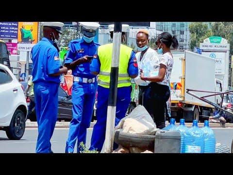 Surprising Hardworking Kenyans In The Streets Of Nairobi!!! видео
