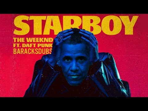 Barack Obama Sings The Weeknd s Starboy
