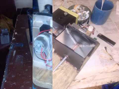 Elektromos Cigarettatöltő gép - Sziasztok! Második szerkesztés cigi gépet :D ((Ha akarsz akkor csak aki rossz nyomtató és videólejátszó van benne elektromos, fogaskerék és csavarok hozd el)...