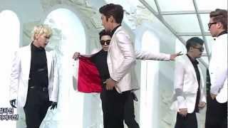 Download Lagu [HD] 120812 Super Junior - SPY Inkigayo Live Mp3