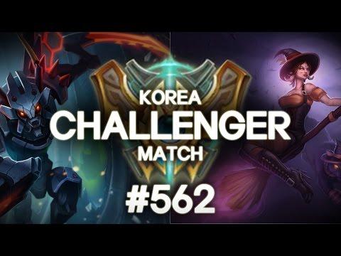 韓服菁英對決 #562 | SoHwan, Ace, Malrang, Crush, Helper