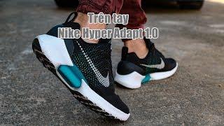 Trên tay Nike Hyper Adapt 1.0