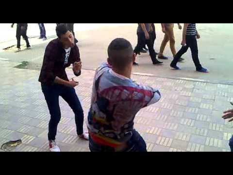 مهرجنات - رقص مهرجنات جامعة المنوفية.