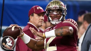 FSU quarterback Deondre Francois had a successful season as a redshirt freshman leading the Noles to ten wins. Francois is looking to build upon that as a sophomore as Florida State will be one of the most highly touted teams in the country coming into the 2017 season. Francois sat down with ACC Digital Network Host Wes Bryant to talk about his improvements as a quarterback, the new FSU backfield, Alabama and more! SUBSCRIBE: http://bit.ly/Oqg3iEThe ACC Digital Network (theACCDN) is a joint venture between Silver Chalice, a leading digital sports and entertainment media firm and Raycom Sports, a long-time television producer and partner of the Atlantic Coast Conference.  The cross-platform digital video network covers the spectrum of one of the nation's top intercollegiate athletic conferences, featuring both live programming and original on-demand content throughout the entire year.  All ACCDN videos are viewable on theACC.com, the ACC mobile and tablet app, as well as various streaming and connected mobile and TV devices such as Amazon Fire, Apple TV, go90TM and Roku. For more information, visit theACC.com and follow @theACCDN on Twitter, Instagram and Snapchat.Connect with the ACCDigitalNetwork Online:Visit the ACC WEBSITE: http://theacc.comVisit the ACC Facebook: https://www.facebook.com/theACC/Follow the ACCDN on Twitter: https://twitter.com/theACCDNFollow the ACCDN on Instagram: http://instagram.com/theACCDNhttp://www.youtube.com/user/ACCDigitalNetwork
