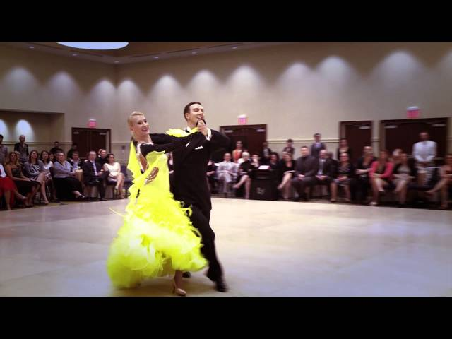 Arunas Bizokas & Katusha Demidova Quickstep