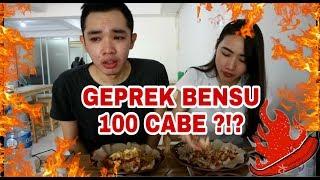 Video Ayam Geprek Bensu LV 10 = 100 CABE ??!!? - Mukbang | Eatingshow | DM Life MP3, 3GP, MP4, WEBM, AVI, FLV Maret 2018