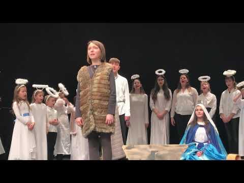 Wideo1: Pastorałka w Teatrze Miejskim